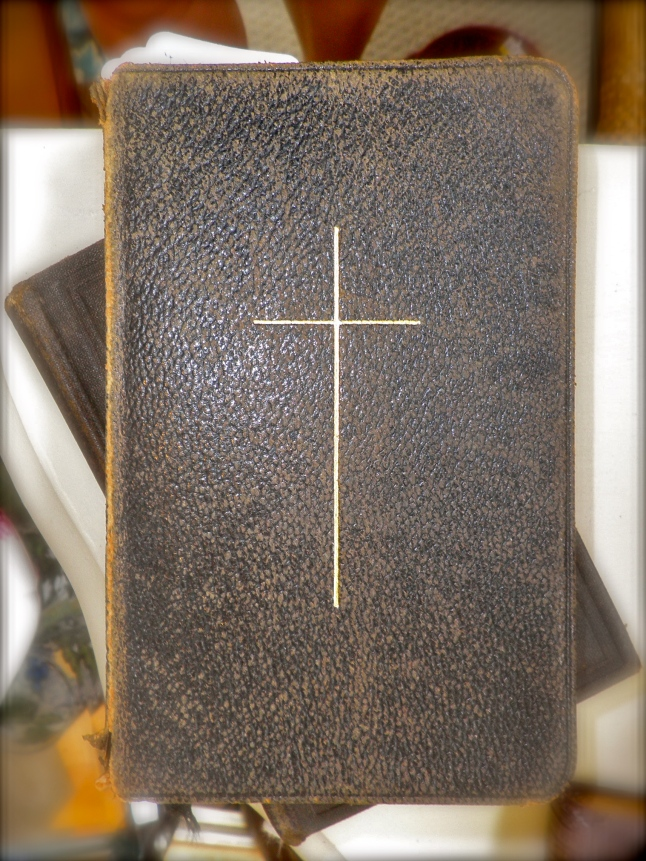 Old Catholic prayer journals